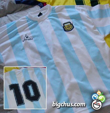 Argentina Campeon De La Copa Mundial 78 86